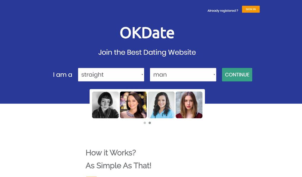 OkDate Layout