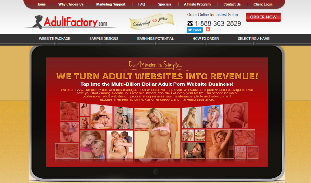 Adult Turnkey