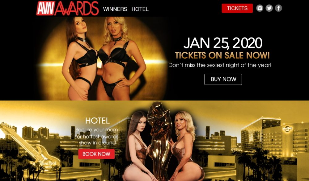 How Porn Sites Make Money- AVN Awards