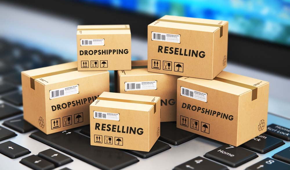 How To Make Money From Porn - Reselling or dropshipping
