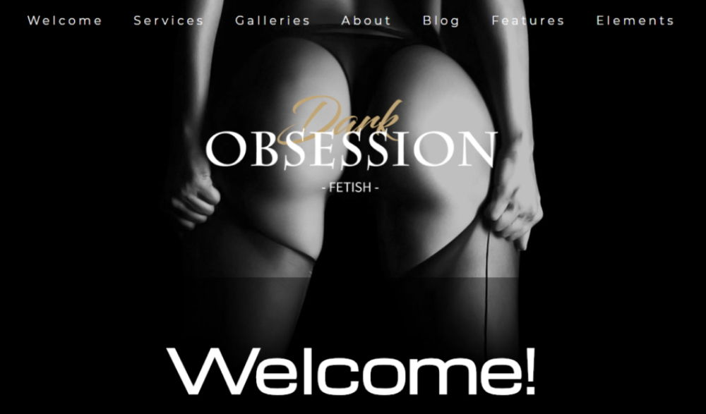 Obsession Layout