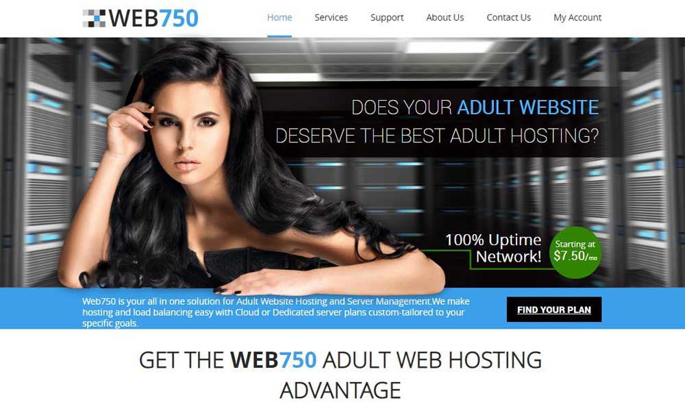 Web750 Layout