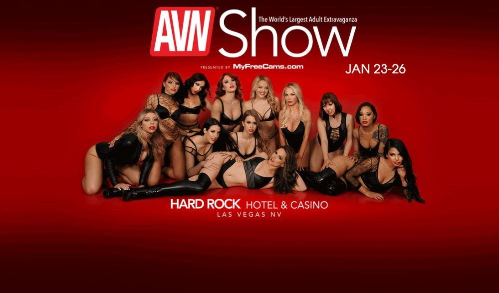 AVN Adult Entertainment Expo Layout