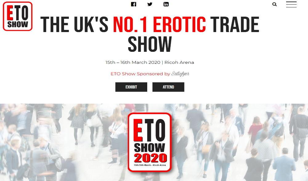 ETO Show Layout