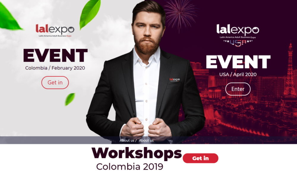 LalExpo Layout