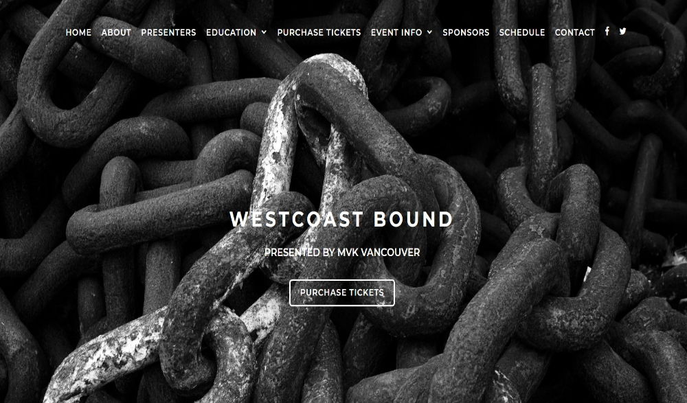 Westcoast Bound Layout