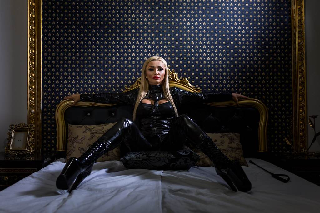 How to Become a Dominatrix Featured