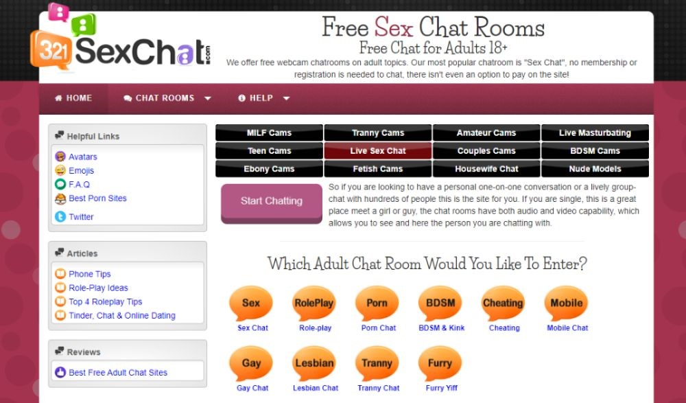 321 Sex Chat