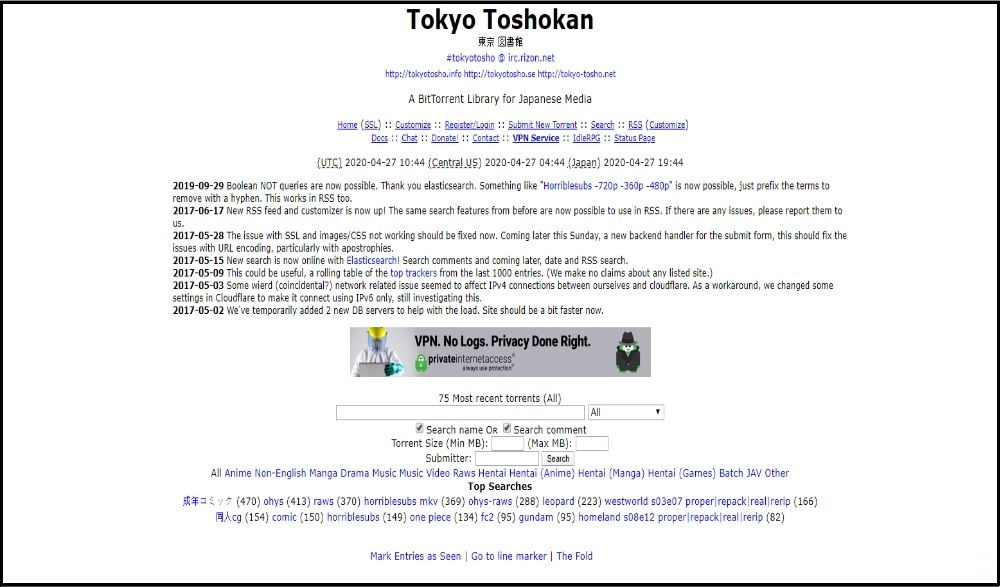 Tokyo Toshokan