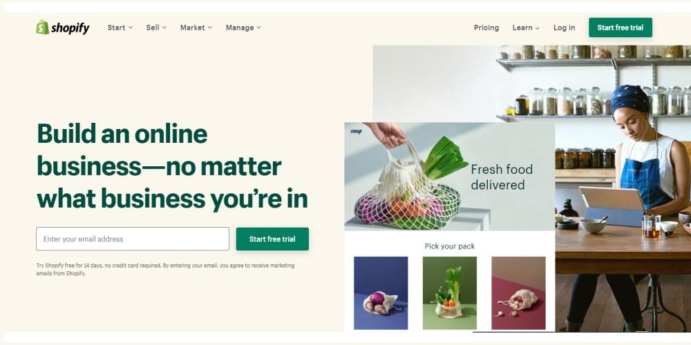 Use a Store Platform