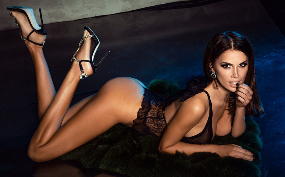 hot spanish model