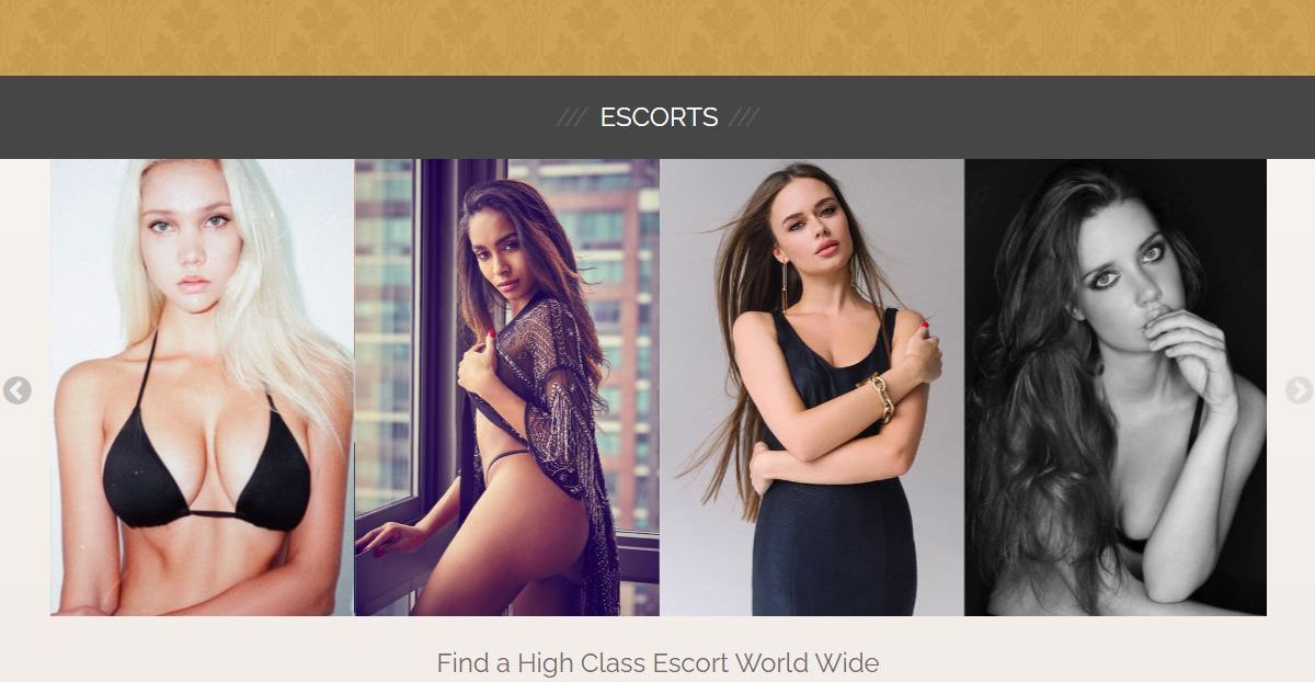 How to Find an Escort Online Today