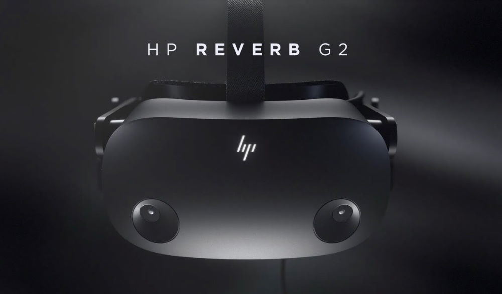 Watch VR Porn with HP Reverb G2