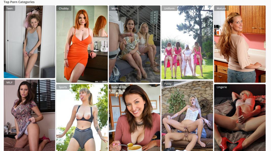 Porn Pic Websites